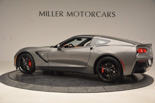 Used 2015 Chevrolet Corvette Stingray Z51 for sale Sold at Rolls-Royce Motor Cars Greenwich in Greenwich CT 06830 16
