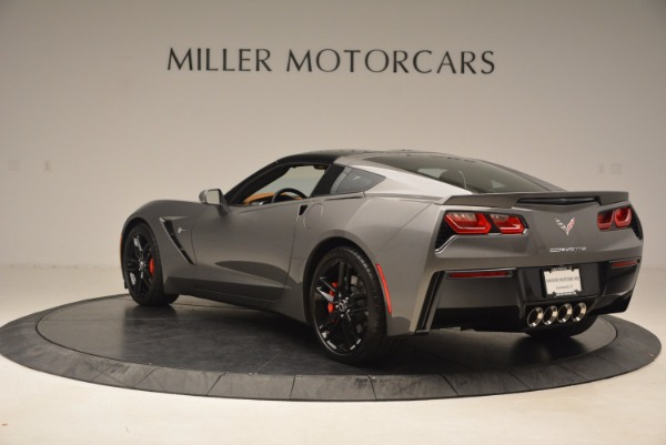 Used 2015 Chevrolet Corvette Stingray Z51 for sale Sold at Rolls-Royce Motor Cars Greenwich in Greenwich CT 06830 17
