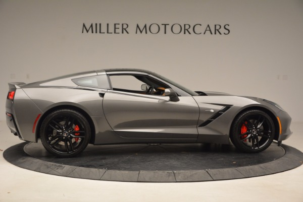 Used 2015 Chevrolet Corvette Stingray Z51 for sale Sold at Rolls-Royce Motor Cars Greenwich in Greenwich CT 06830 21