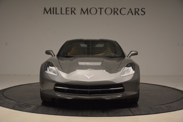 Used 2015 Chevrolet Corvette Stingray Z51 for sale Sold at Rolls-Royce Motor Cars Greenwich in Greenwich CT 06830 24
