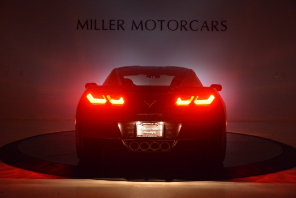 Used 2015 Chevrolet Corvette Stingray Z51 for sale Sold at Rolls-Royce Motor Cars Greenwich in Greenwich CT 06830 28