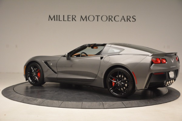 Used 2015 Chevrolet Corvette Stingray Z51 for sale Sold at Rolls-Royce Motor Cars Greenwich in Greenwich CT 06830 4