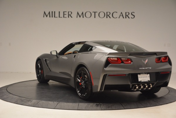 Used 2015 Chevrolet Corvette Stingray Z51 for sale Sold at Rolls-Royce Motor Cars Greenwich in Greenwich CT 06830 5