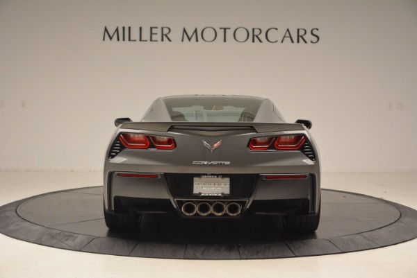 Used 2015 Chevrolet Corvette Stingray Z51 for sale Sold at Rolls-Royce Motor Cars Greenwich in Greenwich CT 06830 6