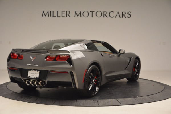 Used 2015 Chevrolet Corvette Stingray Z51 for sale Sold at Rolls-Royce Motor Cars Greenwich in Greenwich CT 06830 7