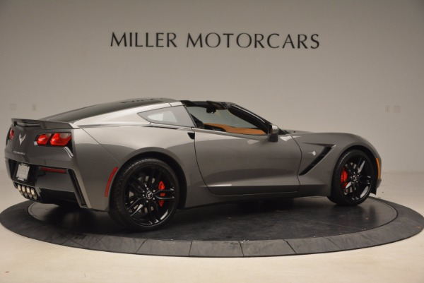Used 2015 Chevrolet Corvette Stingray Z51 for sale Sold at Rolls-Royce Motor Cars Greenwich in Greenwich CT 06830 8