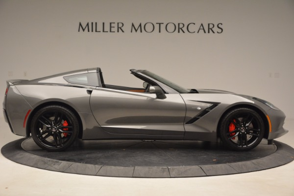 Used 2015 Chevrolet Corvette Stingray Z51 for sale Sold at Rolls-Royce Motor Cars Greenwich in Greenwich CT 06830 9