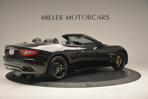 New 2017 Maserati GranTurismo Convertible Sport for sale Sold at Rolls-Royce Motor Cars Greenwich in Greenwich CT 06830 11