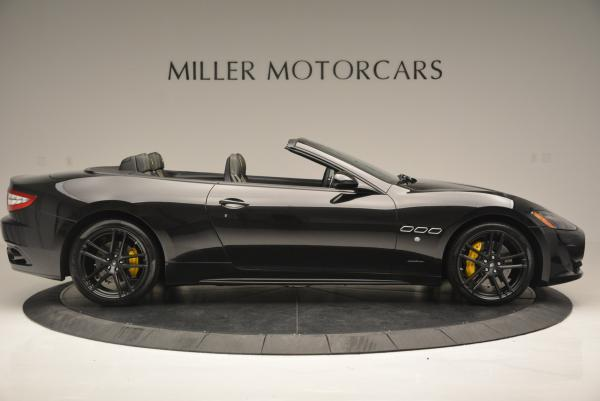 New 2017 Maserati GranTurismo Convertible Sport for sale Sold at Rolls-Royce Motor Cars Greenwich in Greenwich CT 06830 12