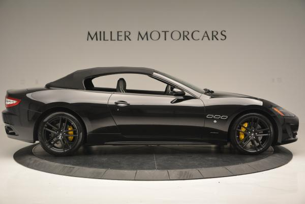 New 2017 Maserati GranTurismo Convertible Sport for sale Sold at Rolls-Royce Motor Cars Greenwich in Greenwich CT 06830 13