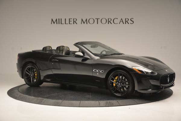 New 2017 Maserati GranTurismo Convertible Sport for sale Sold at Rolls-Royce Motor Cars Greenwich in Greenwich CT 06830 14