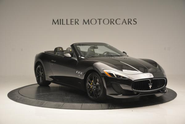 New 2017 Maserati GranTurismo Convertible Sport for sale Sold at Rolls-Royce Motor Cars Greenwich in Greenwich CT 06830 16
