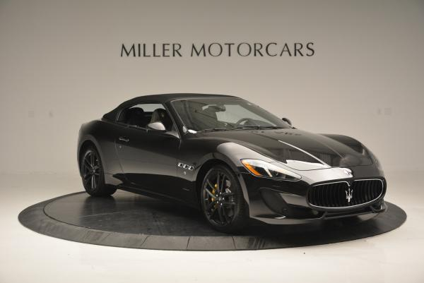 New 2017 Maserati GranTurismo Convertible Sport for sale Sold at Rolls-Royce Motor Cars Greenwich in Greenwich CT 06830 17