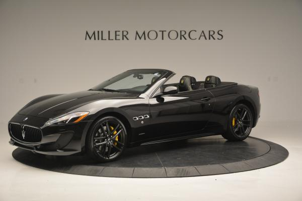 New 2017 Maserati GranTurismo Convertible Sport for sale Sold at Rolls-Royce Motor Cars Greenwich in Greenwich CT 06830 3