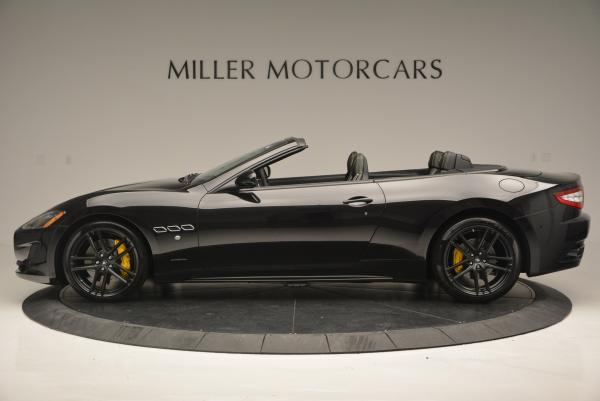 New 2017 Maserati GranTurismo Convertible Sport for sale Sold at Rolls-Royce Motor Cars Greenwich in Greenwich CT 06830 5