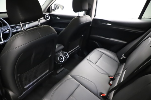 Used 2018 Alfa Romeo Stelvio Q4 for sale Sold at Rolls-Royce Motor Cars Greenwich in Greenwich CT 06830 20