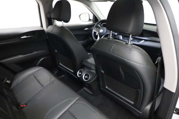 Used 2018 Alfa Romeo Stelvio Q4 for sale Sold at Rolls-Royce Motor Cars Greenwich in Greenwich CT 06830 26