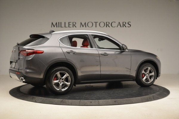 New 2018 Alfa Romeo Stelvio Q4 for sale Sold at Rolls-Royce Motor Cars Greenwich in Greenwich CT 06830 8