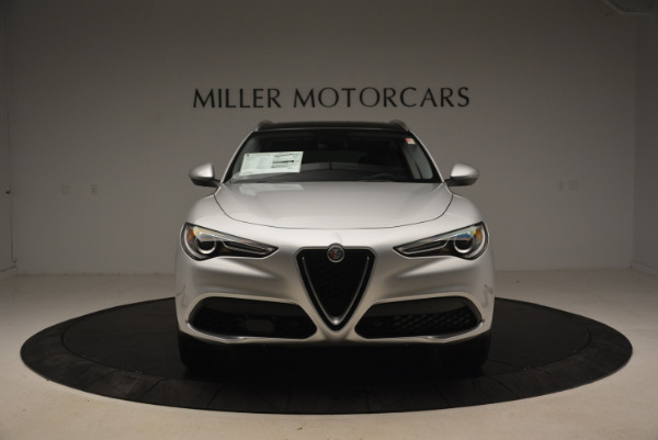 New 2018 Alfa Romeo Stelvio Ti Q4 for sale Sold at Rolls-Royce Motor Cars Greenwich in Greenwich CT 06830 12