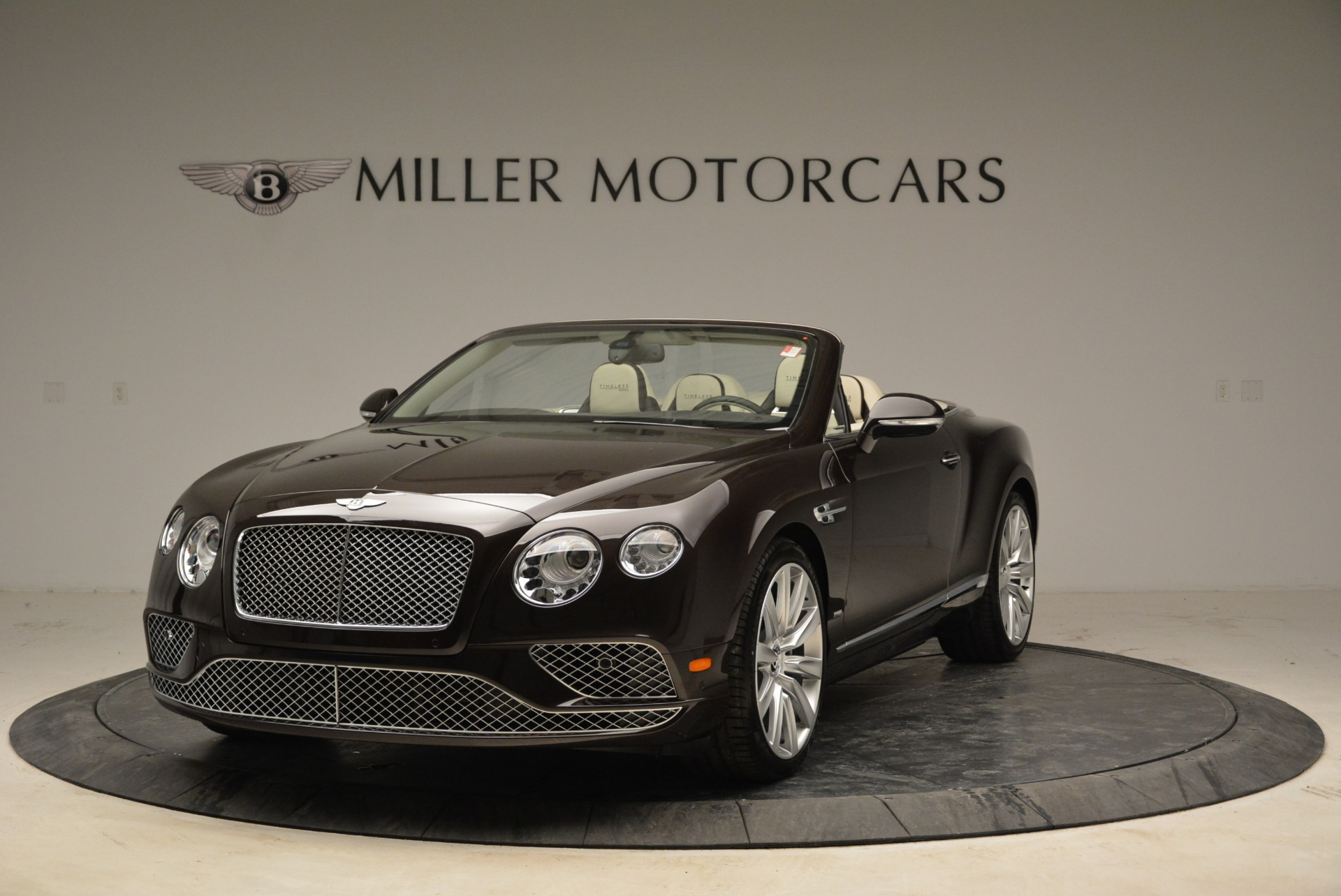 New 2018 Bentley Continental GT Timeless Series for sale Sold at Rolls-Royce Motor Cars Greenwich in Greenwich CT 06830 1