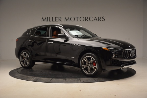 New 2018 Maserati Levante Q4 GranLusso for sale Sold at Rolls-Royce Motor Cars Greenwich in Greenwich CT 06830 10