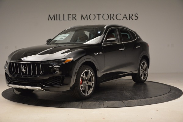 New 2018 Maserati Levante Q4 GranLusso for sale Sold at Rolls-Royce Motor Cars Greenwich in Greenwich CT 06830 2