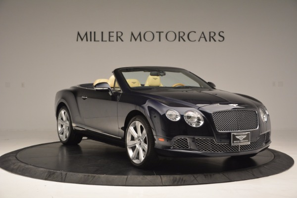 Used 2012 Bentley Continental GTC for sale Sold at Rolls-Royce Motor Cars Greenwich in Greenwich CT 06830 11