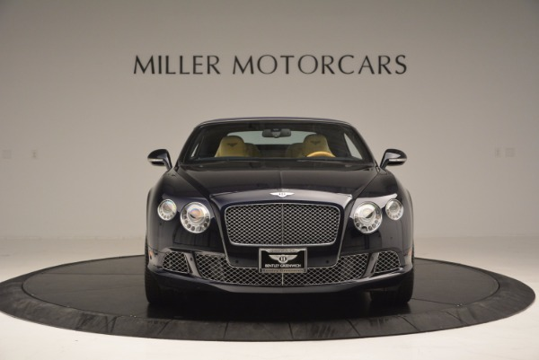 Used 2012 Bentley Continental GTC for sale Sold at Rolls-Royce Motor Cars Greenwich in Greenwich CT 06830 13