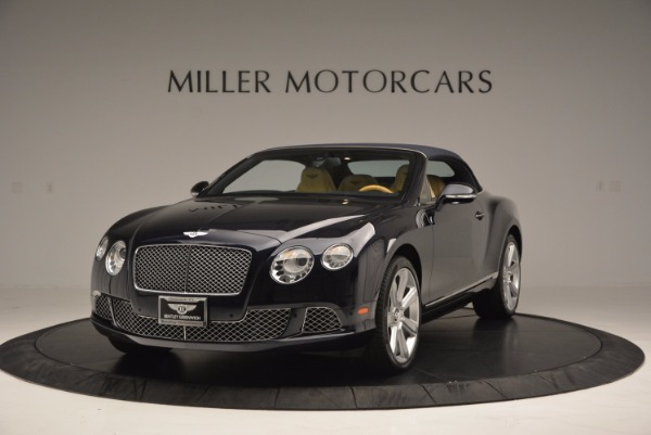 Used 2012 Bentley Continental GTC for sale Sold at Rolls-Royce Motor Cars Greenwich in Greenwich CT 06830 14