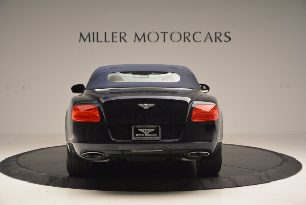 Used 2012 Bentley Continental GTC for sale Sold at Rolls-Royce Motor Cars Greenwich in Greenwich CT 06830 19