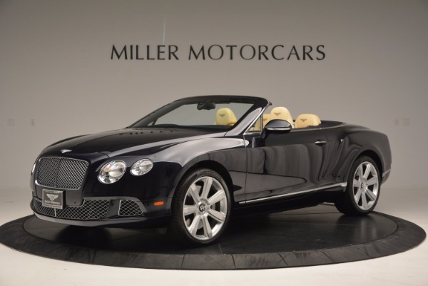 Used 2012 Bentley Continental GTC for sale Sold at Rolls-Royce Motor Cars Greenwich in Greenwich CT 06830 2