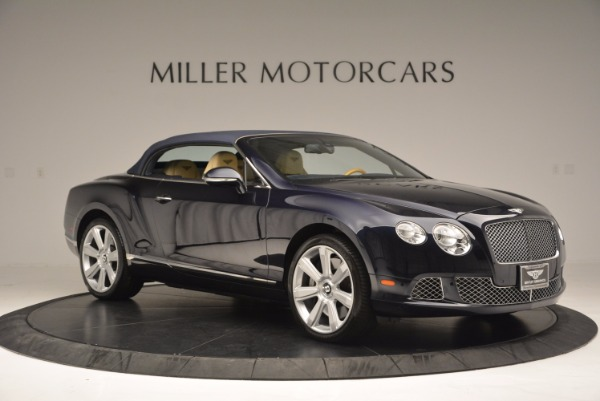 Used 2012 Bentley Continental GTC for sale Sold at Rolls-Royce Motor Cars Greenwich in Greenwich CT 06830 23