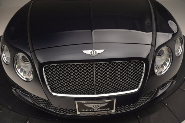 Used 2012 Bentley Continental GTC for sale Sold at Rolls-Royce Motor Cars Greenwich in Greenwich CT 06830 25
