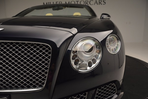 Used 2012 Bentley Continental GTC for sale Sold at Rolls-Royce Motor Cars Greenwich in Greenwich CT 06830 26