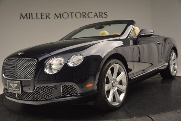 Used 2012 Bentley Continental GTC for sale Sold at Rolls-Royce Motor Cars Greenwich in Greenwich CT 06830 28