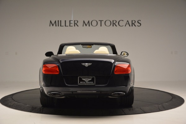 Used 2012 Bentley Continental GTC for sale Sold at Rolls-Royce Motor Cars Greenwich in Greenwich CT 06830 6
