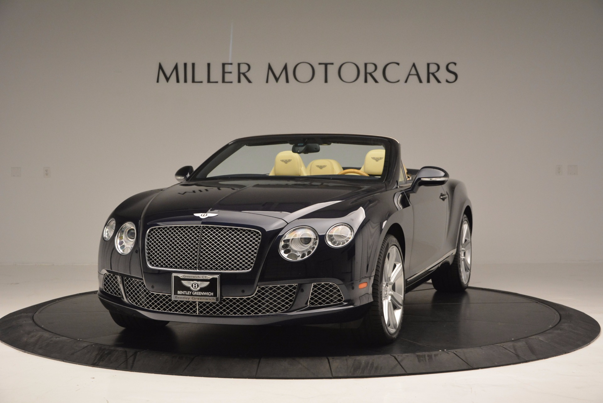 Used 2012 Bentley Continental GTC for sale Sold at Rolls-Royce Motor Cars Greenwich in Greenwich CT 06830 1
