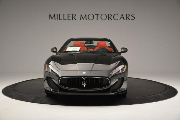 New 2016 Maserati GranTurismo Convertible MC for sale Sold at Rolls-Royce Motor Cars Greenwich in Greenwich CT 06830 13