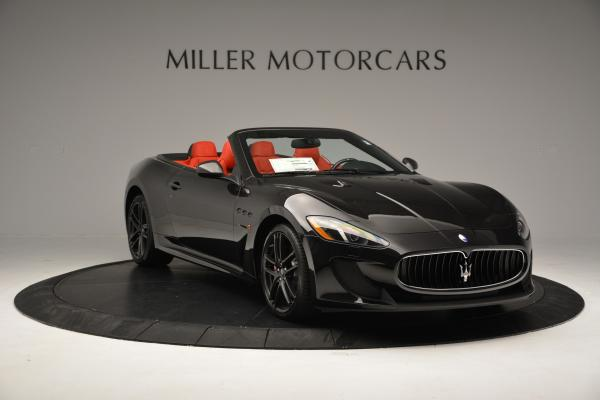 New 2016 Maserati GranTurismo Convertible MC for sale Sold at Rolls-Royce Motor Cars Greenwich in Greenwich CT 06830 19