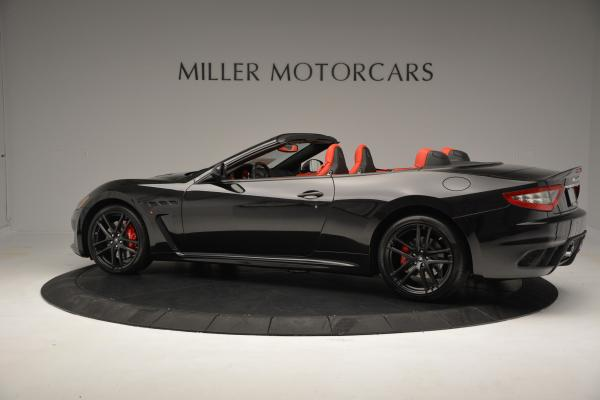 New 2016 Maserati GranTurismo Convertible MC for sale Sold at Rolls-Royce Motor Cars Greenwich in Greenwich CT 06830 6