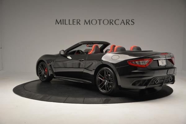 New 2016 Maserati GranTurismo Convertible MC for sale Sold at Rolls-Royce Motor Cars Greenwich in Greenwich CT 06830 7