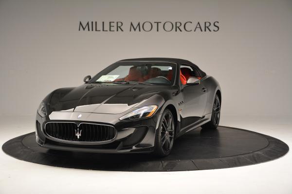 New 2016 Maserati GranTurismo Convertible MC for sale Sold at Rolls-Royce Motor Cars Greenwich in Greenwich CT 06830 8
