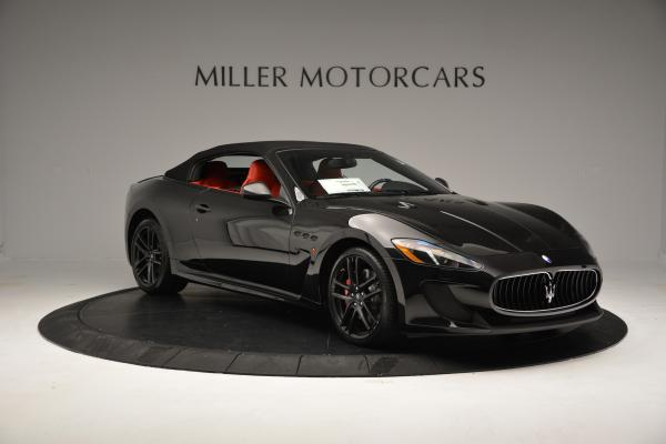 New 2016 Maserati GranTurismo Convertible MC for sale Sold at Rolls-Royce Motor Cars Greenwich in Greenwich CT 06830 9