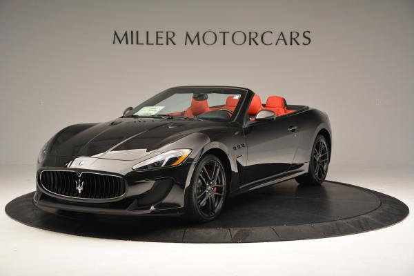 New 2016 Maserati GranTurismo Convertible MC for sale Sold at Rolls-Royce Motor Cars Greenwich in Greenwich CT 06830 1