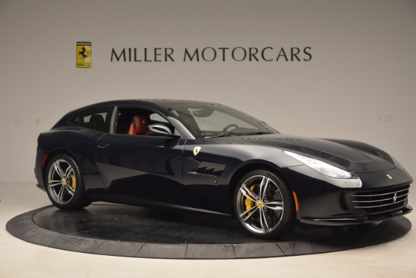 Used 2017 Ferrari GTC4Lusso for sale Sold at Rolls-Royce Motor Cars Greenwich in Greenwich CT 06830 10