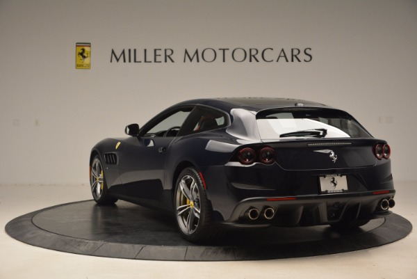 Used 2017 Ferrari GTC4Lusso for sale Sold at Rolls-Royce Motor Cars Greenwich in Greenwich CT 06830 5