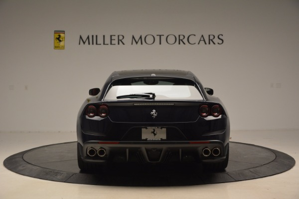 Used 2017 Ferrari GTC4Lusso for sale Sold at Rolls-Royce Motor Cars Greenwich in Greenwich CT 06830 6