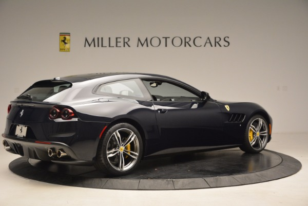 Used 2017 Ferrari GTC4Lusso for sale Sold at Rolls-Royce Motor Cars Greenwich in Greenwich CT 06830 8