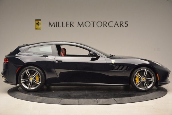 Used 2017 Ferrari GTC4Lusso for sale Sold at Rolls-Royce Motor Cars Greenwich in Greenwich CT 06830 9