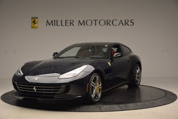 Used 2017 Ferrari GTC4Lusso for sale Sold at Rolls-Royce Motor Cars Greenwich in Greenwich CT 06830 1